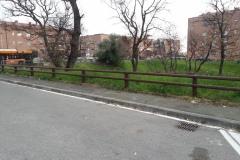 Protezione ciclabile, Salviano (LI)