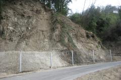 Barriera paramassi, La Spezia