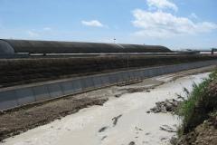 Terre rinforzate Torrente Carione, Massa (MS)